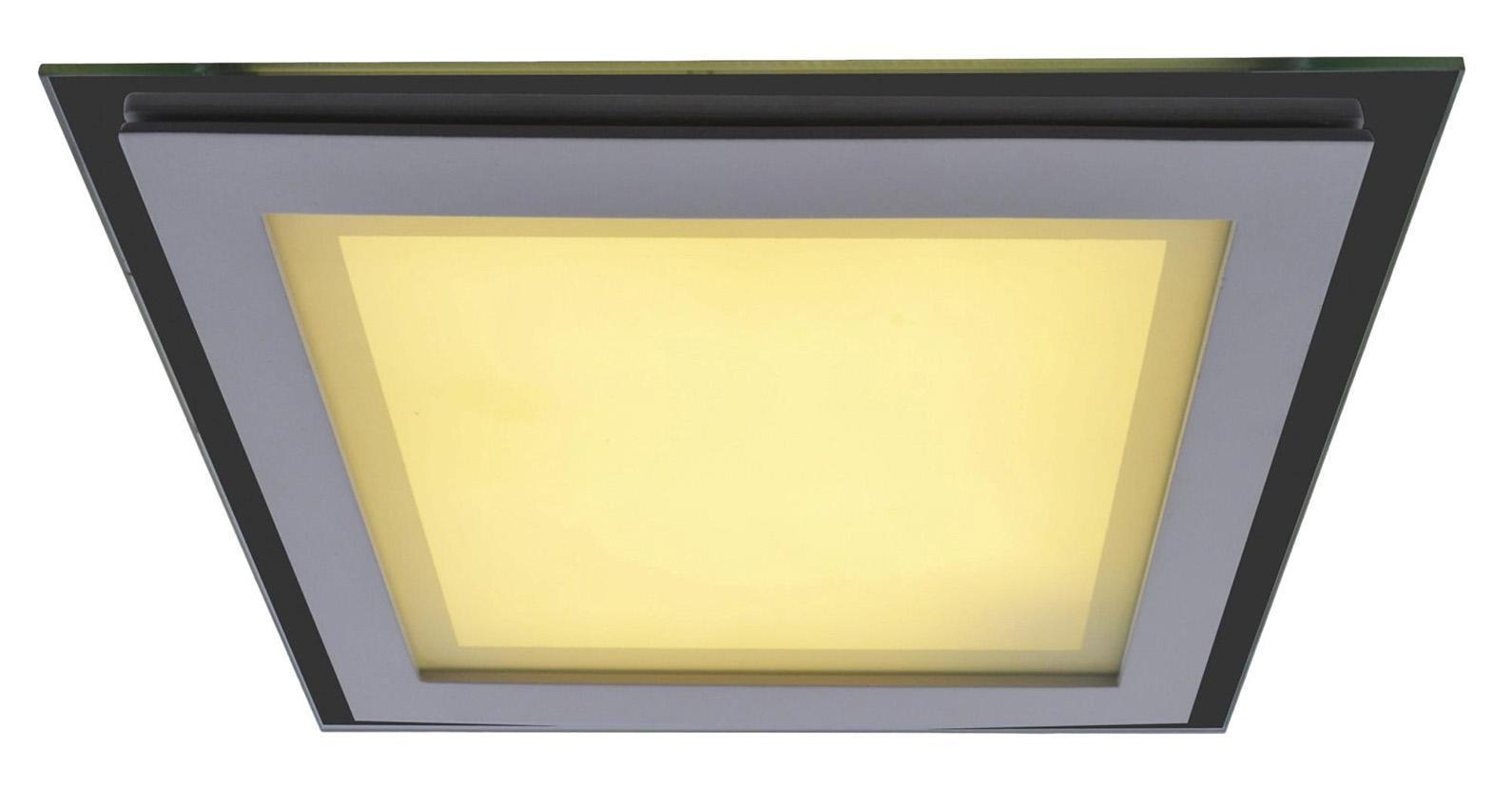 A4018PL-1WH RAGGIO Встраиваемый светильникA4018PL-1WH18W LED; 1440 lm Материал: Арматура: Алюминий / Элемент декора: Стекло Размер: 210x210x45 Цвет: Белый