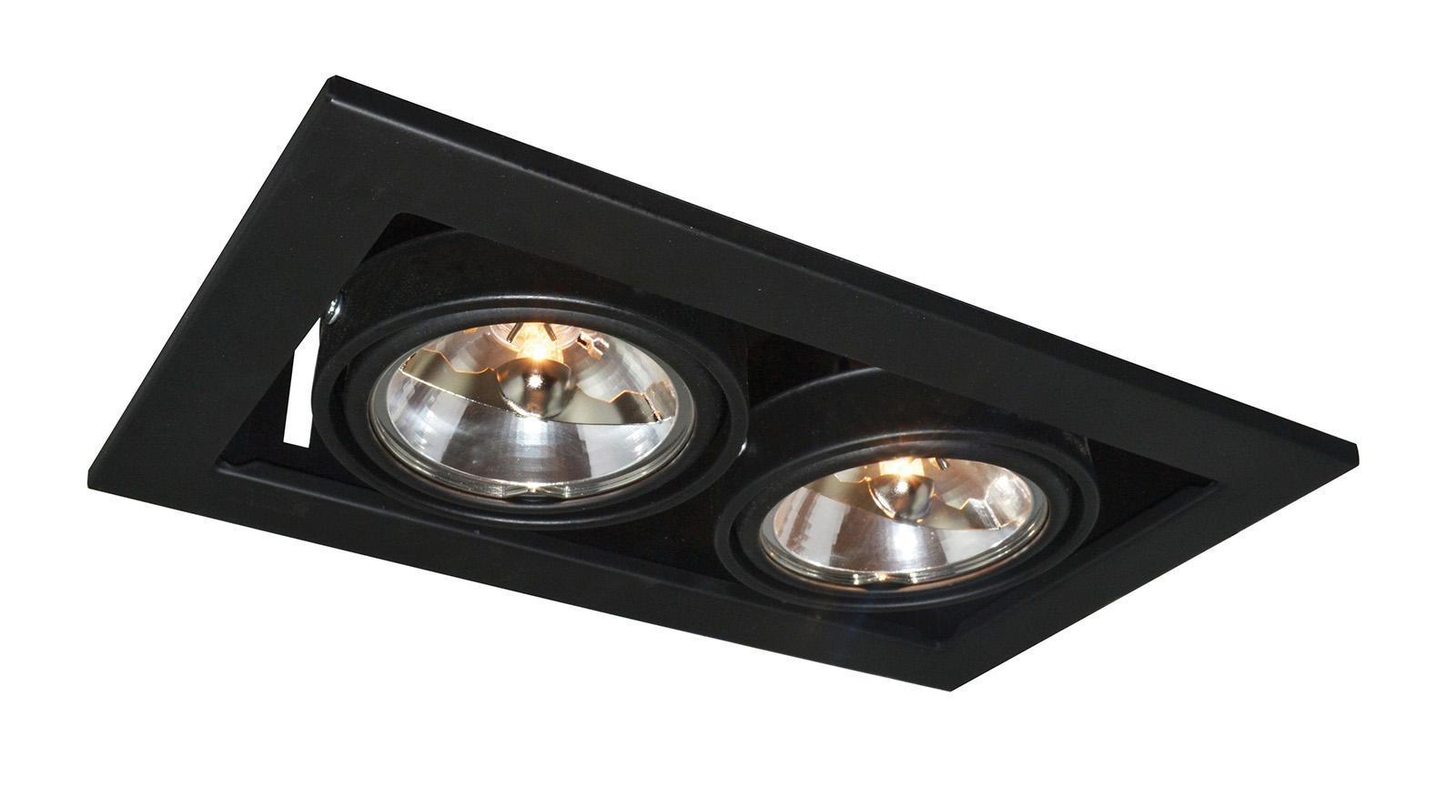 A5930PL-2BK TECHNIKA Встраиваемый светильникA5930PL-2BK2xG5.3x50W