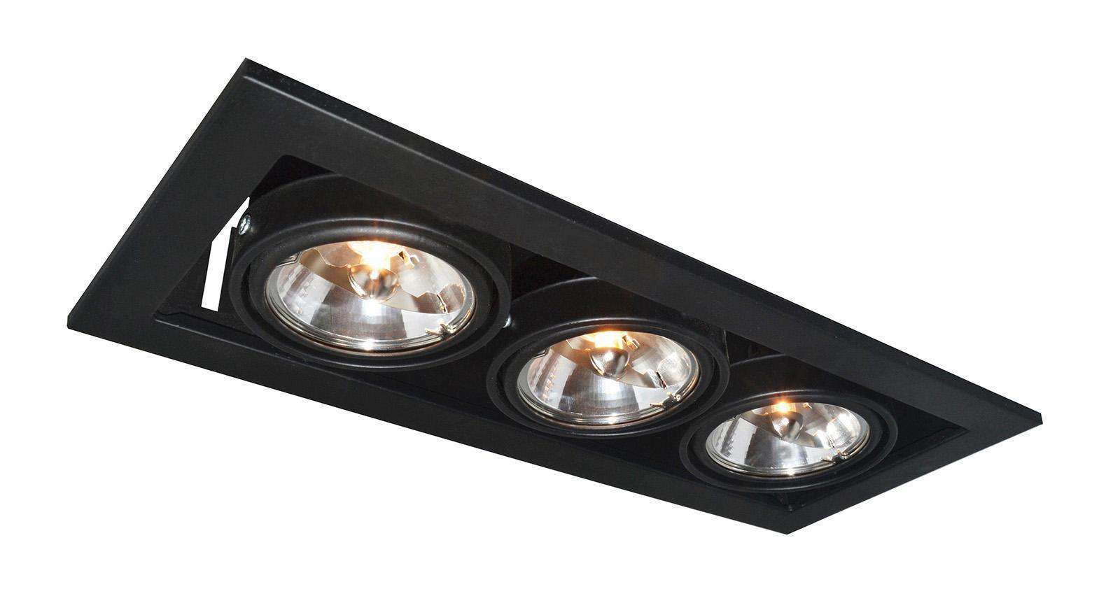 A5930PL-3BK TECHNIKA Встраиваемый светильникA5930PL-3BK3xG5.3x50W