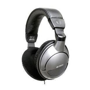 A4Tech HS-800, BlackHS-800Стереогарнитура A4Tech HS-800 создана специально для компьютерных игр. Эргономичные амбушюры большого размера надежно и мягко сидят на голове, обеспечивая максимальный комфорт даже во время самых напряженных боевых действий. Открытое оформление наушников делает звук более насыщенным и детализированным, что увеличивает реалистичность восприятия. А благодаря микрофону с функцией шумоподавления игроки из вашей команды всегда расслышат и поймут вас. Гарнитура снабжена регулятором громкости звука и выключателем микрофона. В комплектацию модели входит специальный крючок для крепления гарнитуры на мониторе.