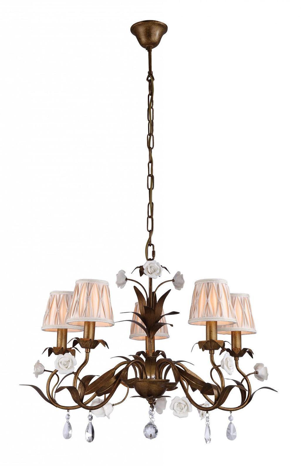Arte Lamp A1865LM-5BZ Люстра на цепи