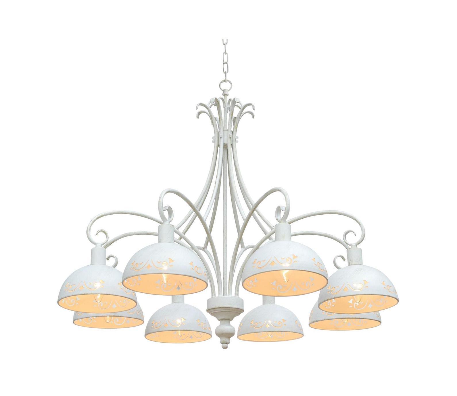 Arte Lamp A2060LM-8WG PITTORE Люста на цепи