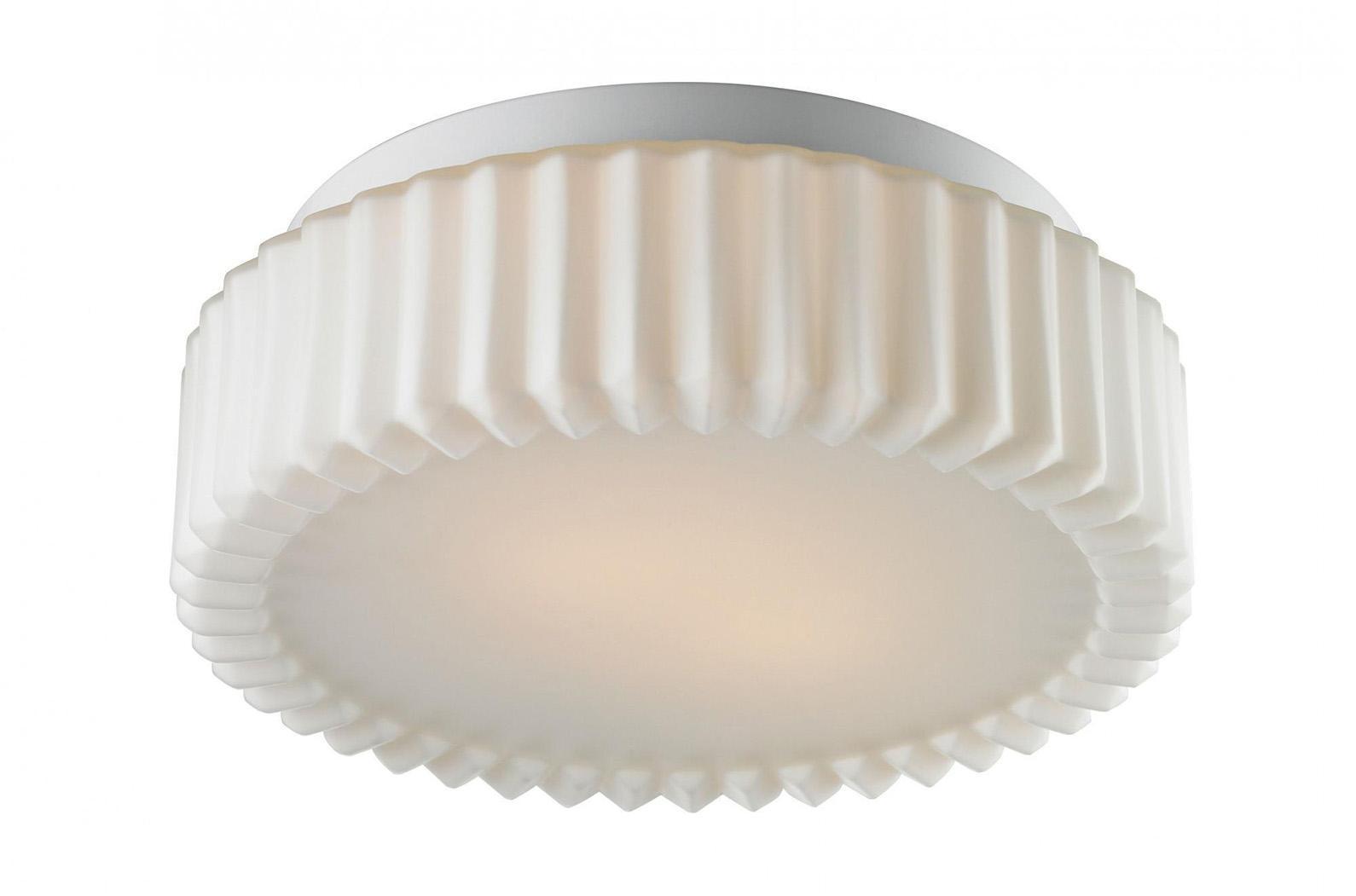 A5027PL-2WH AQUA Потолочный светильникA5027PL-2WHA5027PL-2WH AQUA Потолочный светильник 2xE27 60W Материал: Арматура: Металл / Плафон: Стекло Цвет: Арматура: Белый / Плафон: Белый Размер: 11x30x30