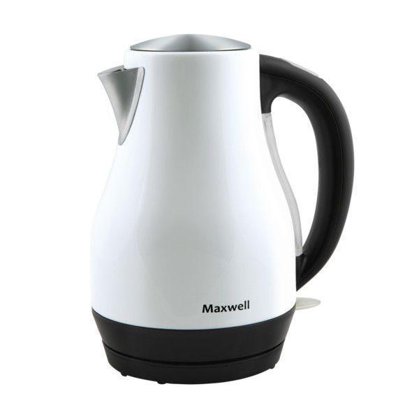Maxwell MW -1035 (W) чайник