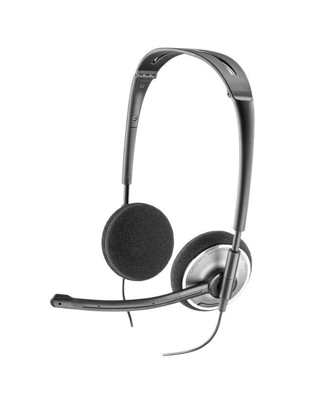 Plantronics Audio 478, Black стереогарнитура