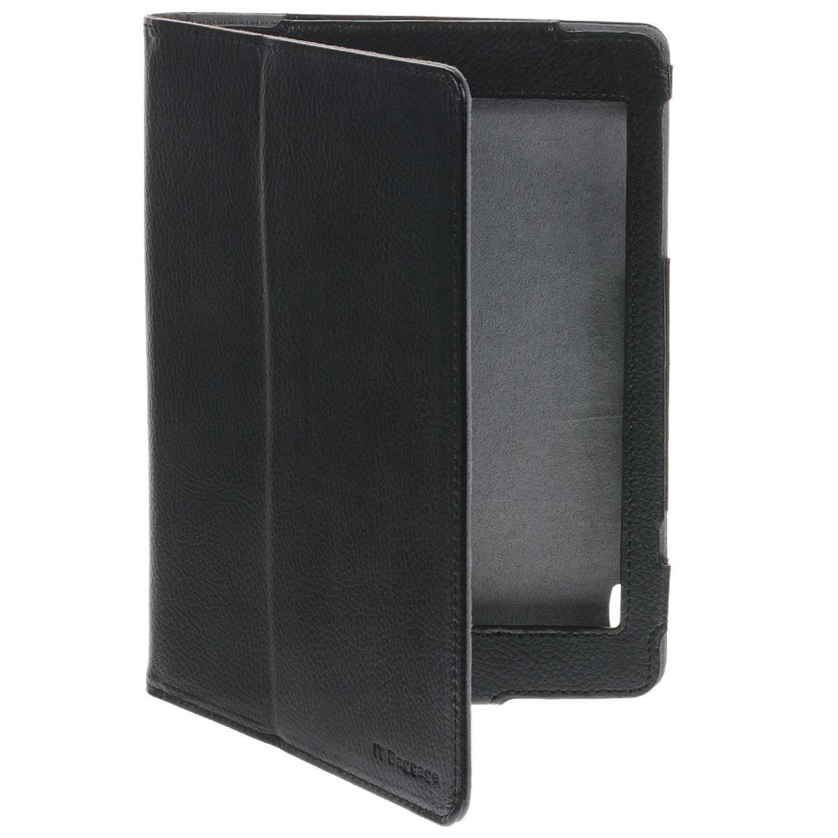 IT Baggage чехол для Acer Iconia Tab A1-810/811, BlackITACA8102-1Чехол IT Baggage для Acer Iconia Tab A1-810/811 - это стильный и лаконичный аксессуар, позволяющий сохранить планшет в идеальном состоянии. Надежно удерживая технику, обложка защищает корпус и дисплей от появления царапин, налипания пыли. Также чехол IT Baggage для Acer Iconia Tab A1-810/811 можно использовать как подставку для чтения или просмотра фильмов. Имеет свободный доступ ко всем разъемам устройства.