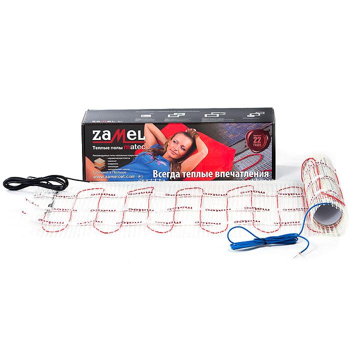 Теплый пол Теплый пол Zamel MOJ-30 двухжильный мат, до 3 м2, 150 Вт/м2