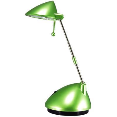 Настольный светильник Ультра ЛАЙТ KT113 зелёный перламутрKT113 зелёный перламутрНастольный светильник Ультра ЛАЙТ KT113 зелёный перламутр Материал: , металл Цвет: Источник света: ГЛН G4 20Вт Напряжение: 220В Напряжение в светильнике: 12В Размер светильника: 13,5 см х 13,5 см х 50 см Размер упаковки:14 см х 10,5 см х 24 см Гарантия: 2,5 года Изготовитель: Китай Артикул: КТ113 Материал: облегчённый металл; цвет: Зелёный перл