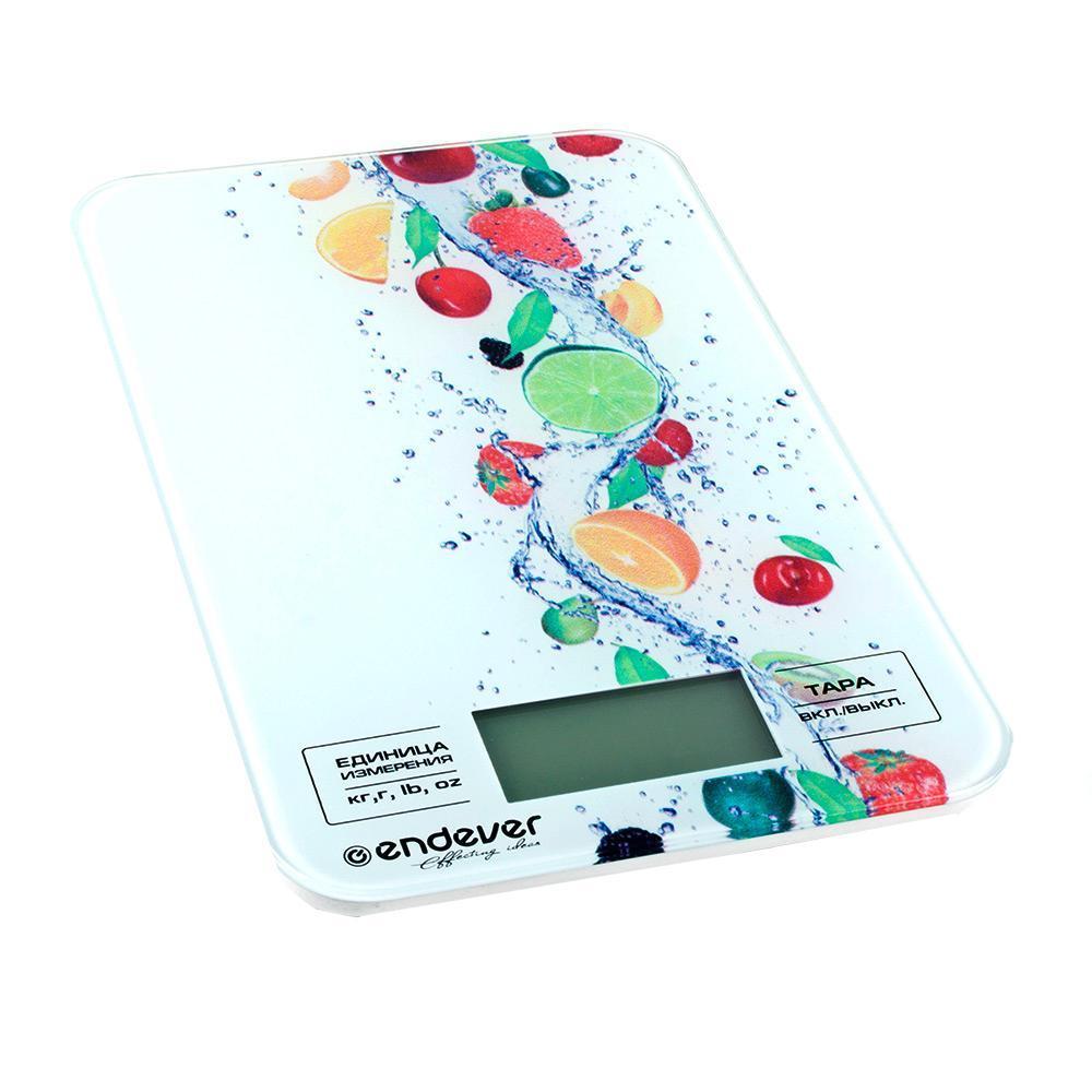 Endever Skyline KS-511 электронные кухонные весы