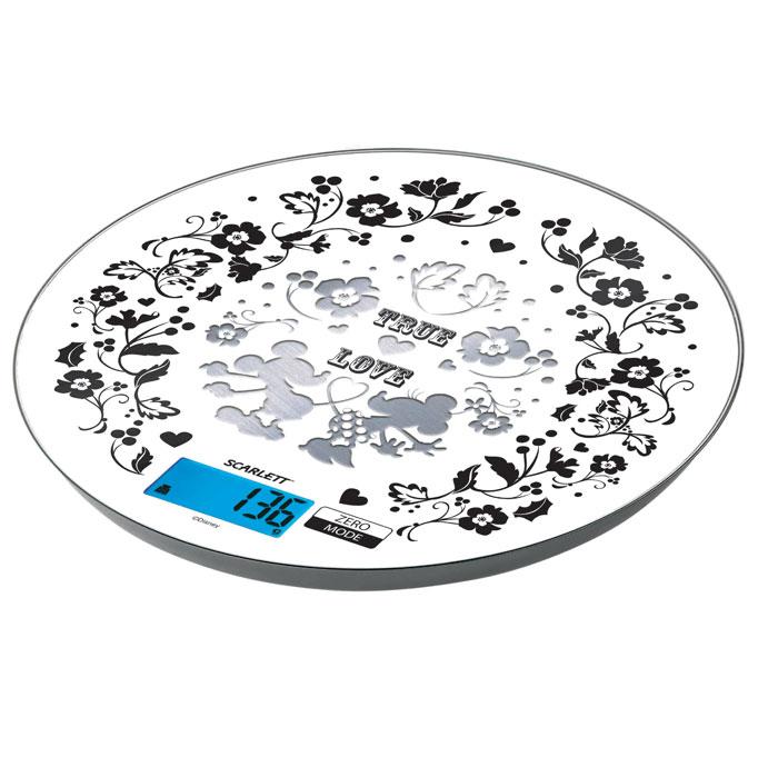 Scarlett SC-KSD57P03 весы кухонные