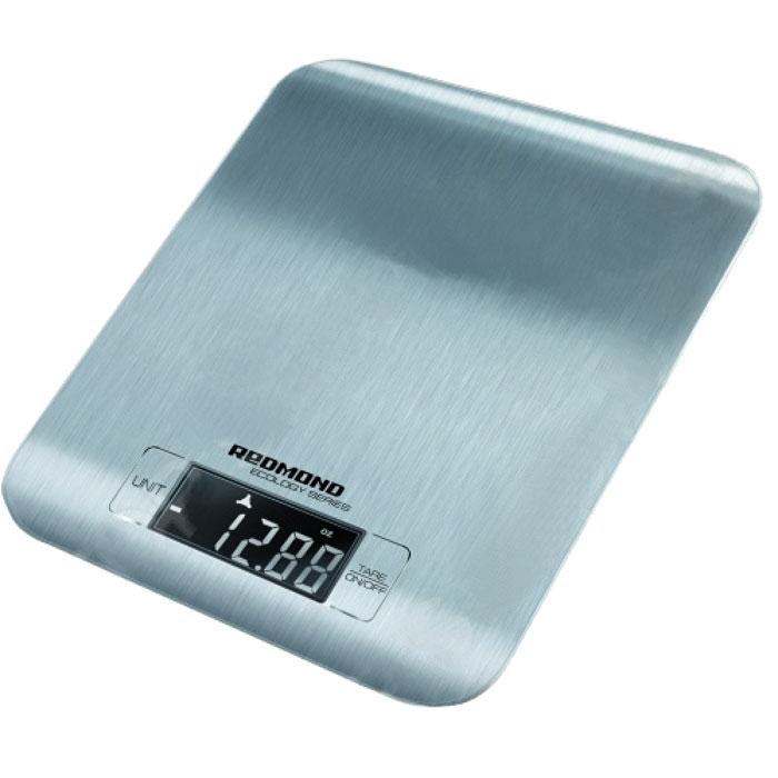 Redmond RS-M723 весы кухонныеRS-M723Кухонные весы Redmond RS-M723 - отличный, незаменимый помощник на вашей кухне. Они прекрасно вписываются в любой интерьер, легко моются и занимают совсем немного места. Данная модель позволяет взвешивать любые продукты весом до 5 кг, при этом устройство способно учитывать вес тары. Весы помогут рассчитать порции, если вы на диете или дадут возможность правильно приготовить пищу, следуя любимым рецептам.