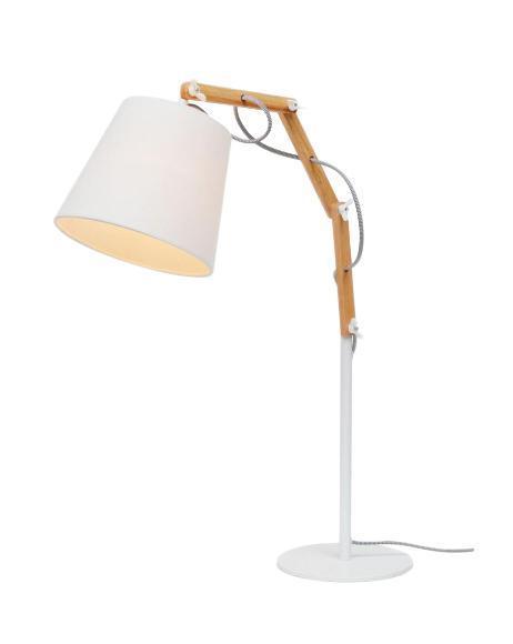 A5700LT-1WH PINOCCIO Настольная лампаA5700LT-1WHA5700LT-1WH PINOCCIO Настольная лампа