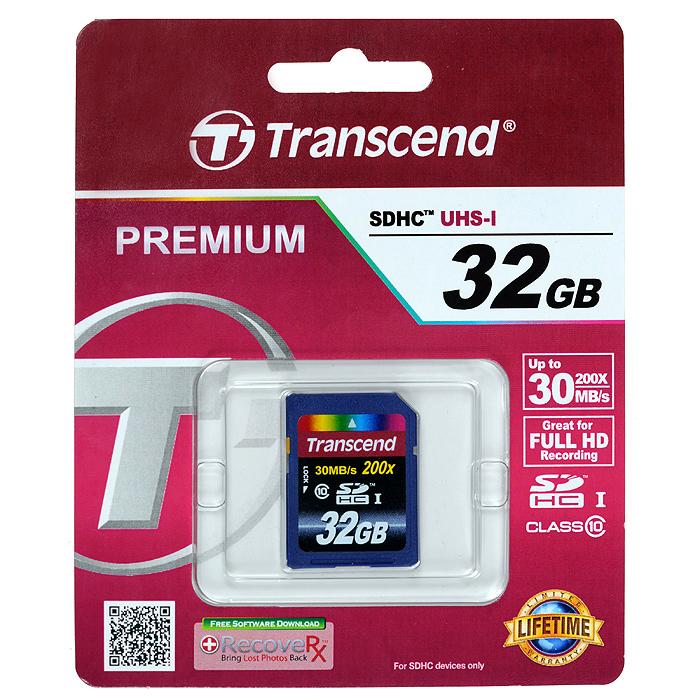 Transcend SDHC Class 10 32GB карта памятиTS32GSDHC10Высокотехнологичные устройства, записывающие изображения, видео и звук, требуют всё более высоких скоростей работы и объёмов памяти для сохранения произведений нашего творчества. Карты памяти Transcend Secure Digital High Capacity Class 10 поддерживают файлы формата FAT32 и вы можете использовать их для хранения музыкальных коллекций, альбомов фотографий, фильмов или использовать в устройствах, требующих большого объёма памяти. Внимание: перед оформлением заказа убедитесь в поддержке вашим электронным устройством карт памяти данного объема.