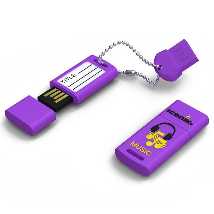 Iconik Для музыки 32GB USB-накопитель