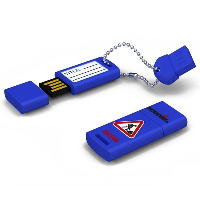 Iconik Для работы 8GB USB-накопитель