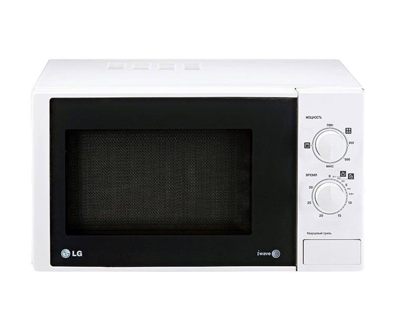 LG MH6022D, White СВЧ-печь
