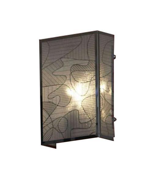 Настенный светильник Lussole LSP-0049LSP-0049chrome matt, G9 1*40W