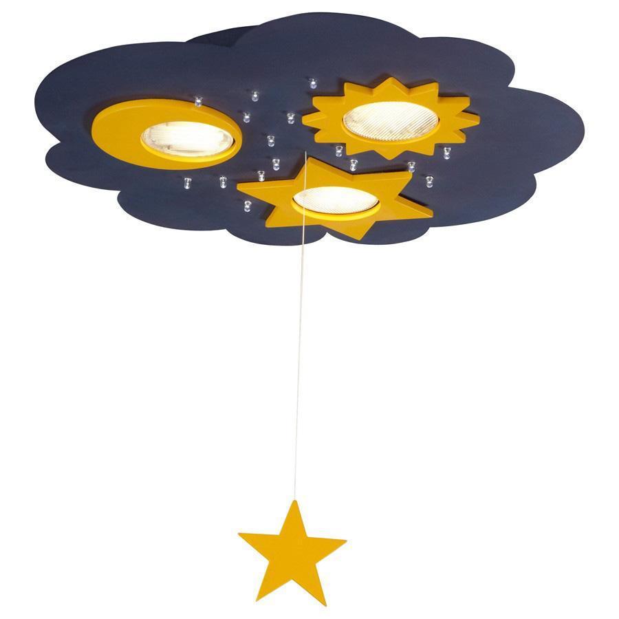 Светильник потолочный STREA 3*9W 230VStrea 30262/35/10Светильник потолочный STREA 3*9W 230V