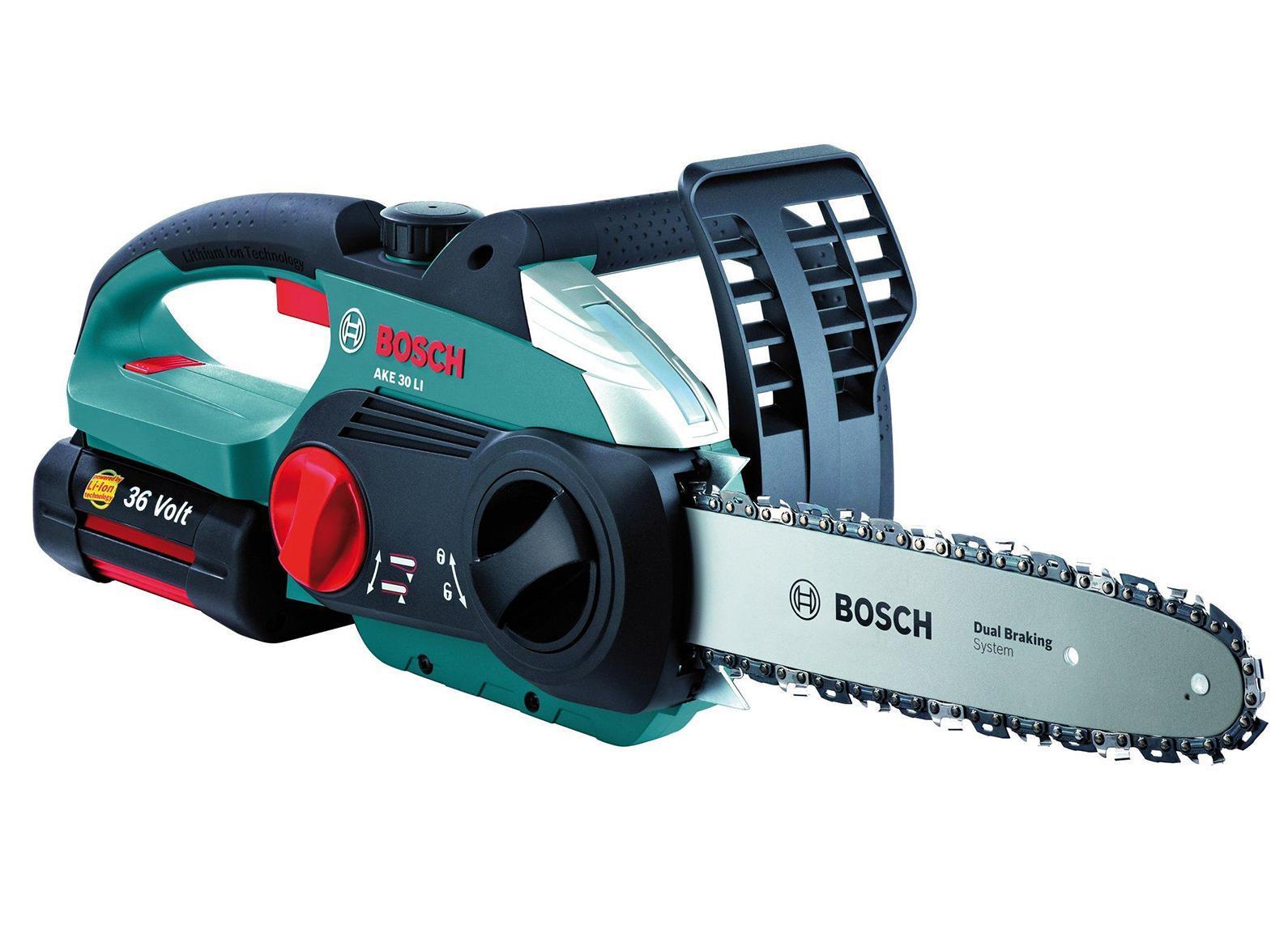 Цепная пила Bosch AKE 30 Li 0600837100AKE 30 LI