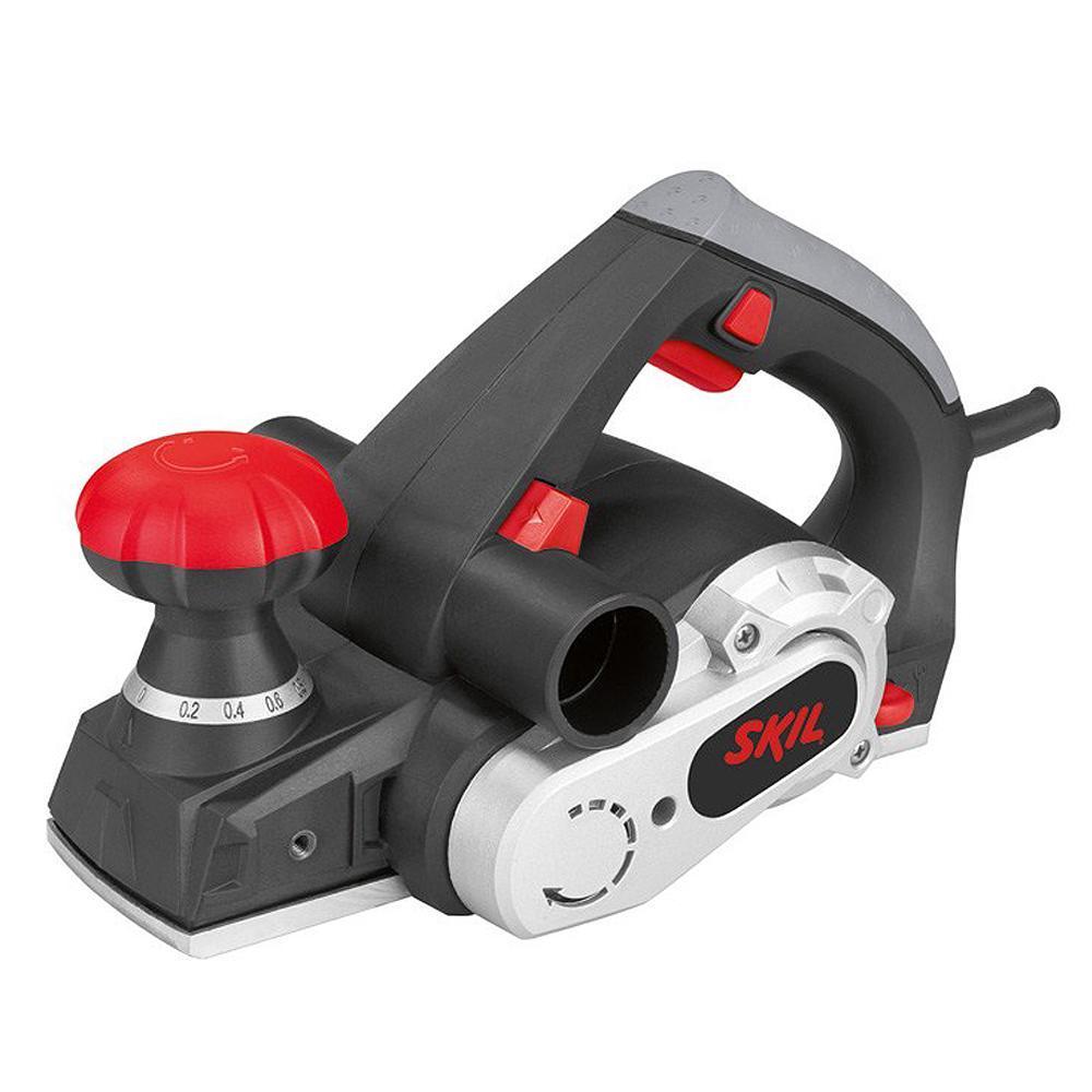 Рубанок Skil 1LA1 AASkil 1 AA - электрорубанок, предназначенный для обработки деревянных поверхностей различной плотности. Рубанок также может использоваться для фальцовки, либо обработки кромок. В комплекте с данной модификацией инструмента поставляется ключ для замены ножей.