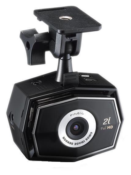 Finevu CR-2i Full HD видеорегистраторCR-2i FullHDFinevu cr-2i FullHD - это 2 компактных и легких видеорегистратора, снимающие видео в FullHD. Аппарат питается от сети автомобиля. Две вынесенные камеры позволяют вести одновременную запись дорожной ситуации впереди и позади автомобиля, они устанавливаются в любом подходящем месте.