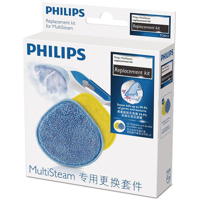 Philips FC8055/01 набор сменных насадок для FC7008, FC7012 (2 шт.)