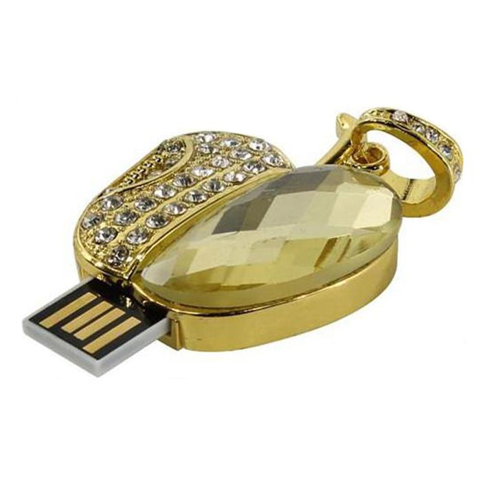Iconik Яблоко Swarovski Crystal 16GB USB-накопительMTFC-APPLE-16GBIconik Яблоко Swarovski Crystal - красивый, но самое главное, весьма функциональный сувенир, который послужит замечательным подарком для коллег и друзей, ценящих оригинальные вещи. Подарит заряд хорошего настроения, а так же, возможно, послужит хорошим началом коллекции необычных флешек!