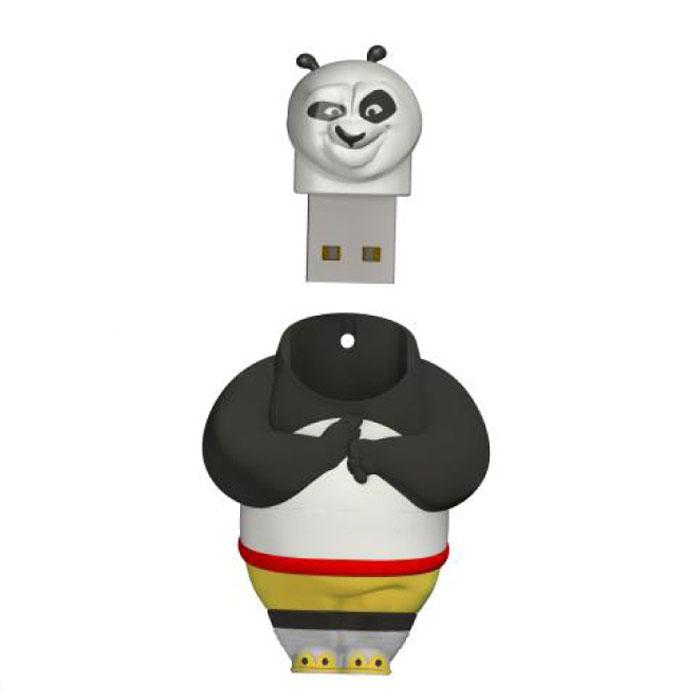Iconik Панда Кунг-Фу 32GB USB-накопитель