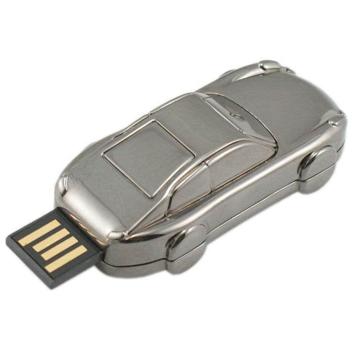 Iconik Порше 16GB USB-накопительMT-PORSHE-16GBФлеш-накопитель Iconik Порше имеет весьма нестандартный дизайн. Накопитель ударопрочный и защищен металлическим корпусом, а высокая пропускная способность и поддержка различных операционных систем делают его незаменимым. Iconik Порше - отличный выбор современного творческого человека, который любит яркие и нестандартные вещи.