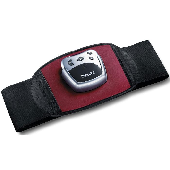 Миостимулятор Beurer EM 301092053Beurer EM30 - миостимулятор, который применяется для похудения и тренировки мышц пресса. Его можно использовать с физическими упражнениями или полностью заменить их. Электрическая стимуляция мышц уже многие годы используется в спорте и фитнесе для тренировки мышц с целью достижения сильного, стройного и красивого тела. Миостимулятор мышц генерирует мягкие электрические импульсы, которые передает через кожу мышцам и аналогично естественной активации нервными импульсами, мышечные волокна сокращаются и снова расслабляются, точно так же, как при активной тренировке.