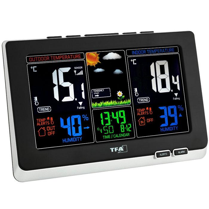 TFA Spring цифровая метеостанция