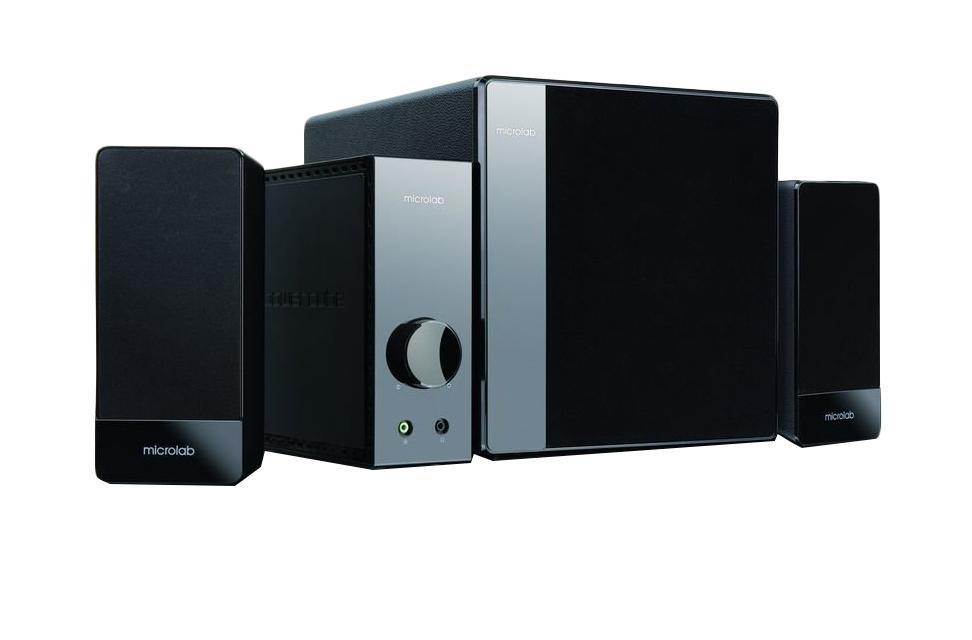 Microlab FC-360 2.1, Black акустическая система