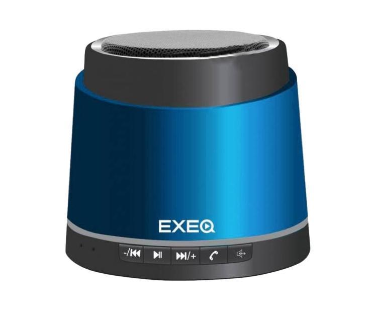EXEQ SPK-1205, Blue портативная акустическая система SPK-1205 blue