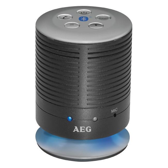 AEG BSS 4809, Silver Bluetooth-аудиосистема