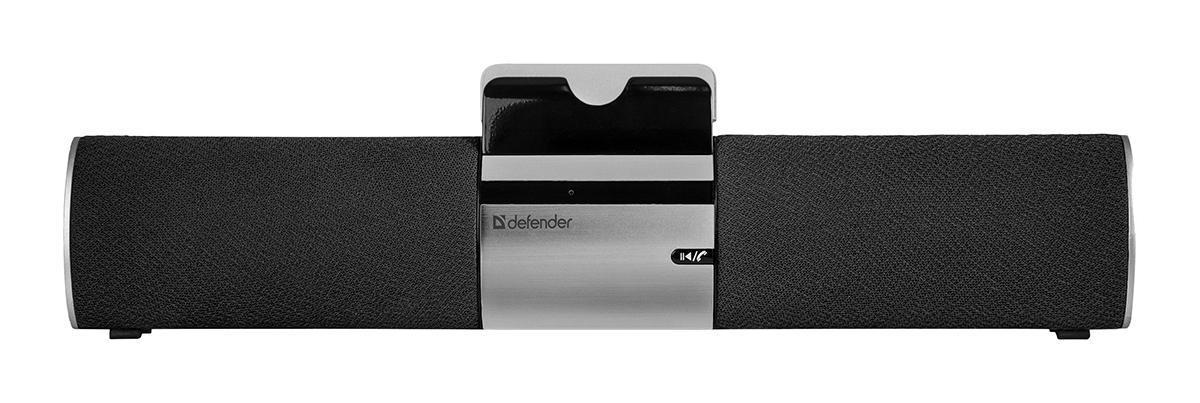 Defender Audio-S6, Black акустическая система 2.0 BT