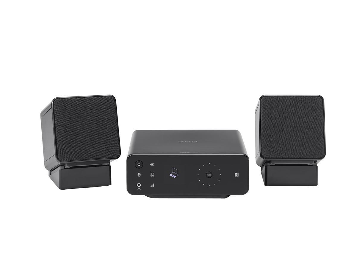 Denon CEOL Carino (N2), Black микросистема ( CEOL Carino (N2), Black )