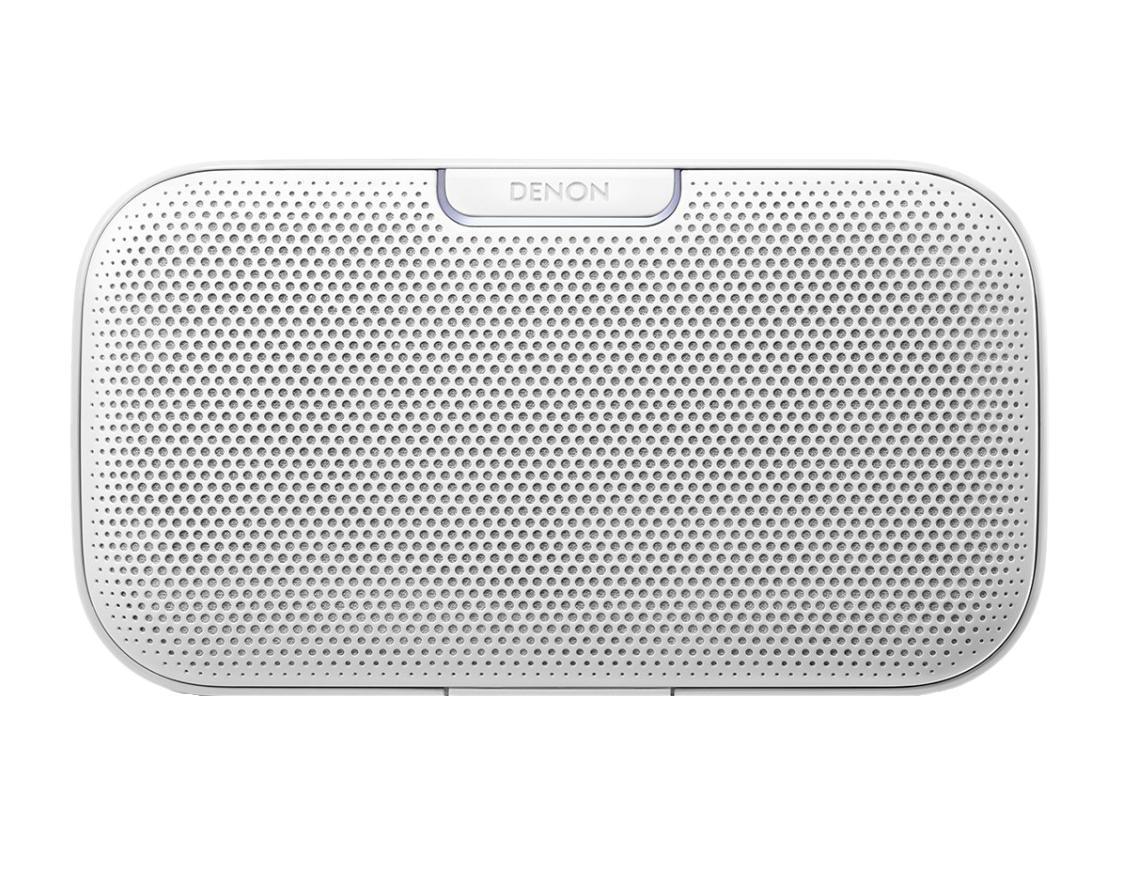 Denon Envaya DSB-200, White портативная акустическая система
