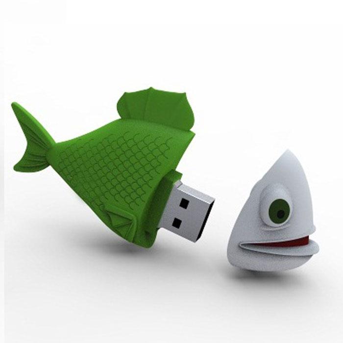 Iconik Рыба 16GB USB-накопительRB-FISHG-16GBИнтересный, забавный, а, главное, функциональный сувенир, Iconik Рыба послужит замечательным подарком для коллег и друзей, ценящих юмор. Подарит заряд хорошего настроения, а так же, возможно, послужит хорошим началом коллекции необычных флешек.