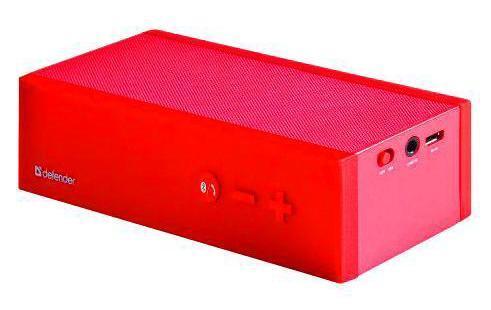 Defender PartyBox S6 акустическая система