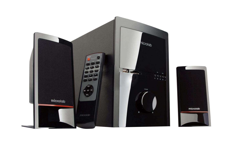 Microlab M700U, Black акустическая система