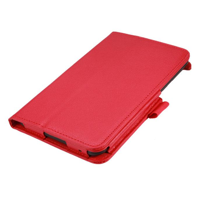 IT Baggage чехол с функцией стенд для Asus Fonepad 7 FE170CG/ME170С, RedITASFE1702-3Чехол IT Baggage для планшета Asus Fonepad 7 FE170CG с функцией стенд - это стильный и лаконичный аксессуар, позволяющий сохранить планшет в идеальном состоянии. Надежно удерживая технику, обложка защищает корпус и дисплей от появления царапин, налипания пыли. Имеет свободный доступ ко всем разъемам устройства.