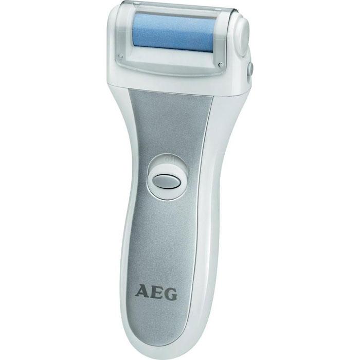 AEG PHE 5642, White Silver электрическая роликовая пилкаPHE 5642 weis-silberAEG PHE 5642 - машинка для педикюра и удаления мозолей в домашних условиях. Специальное покрытие ролика служит для безболезненного удаления ороговевшей кожи и стимулирования роста новой.