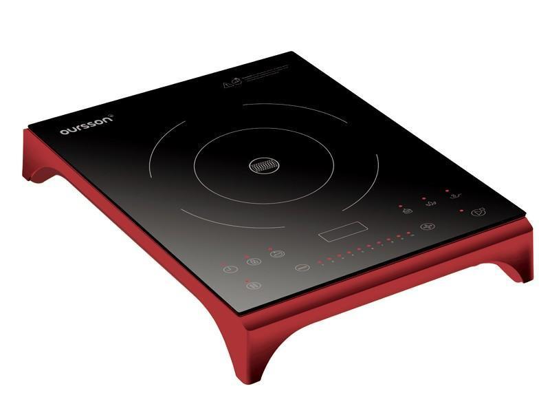 Oursson IP1220T/DC, Dark Cherry индукционная плита