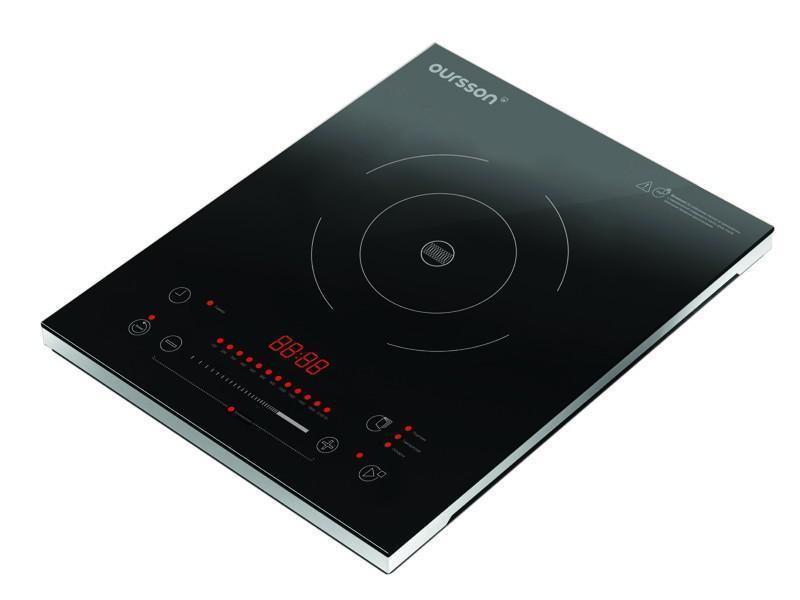 Oursson IP1210T/BL, Black индукционная плитаIP1210T/BL BlackБренд Oursson – специалист по кулинарным инновациям. Мы искренне хотим сделать питание современных семей вкусным, полезным и с минимальными временными затратами.