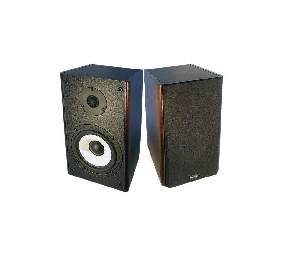Microlab SOLO-2, Dark Wood акустическая система