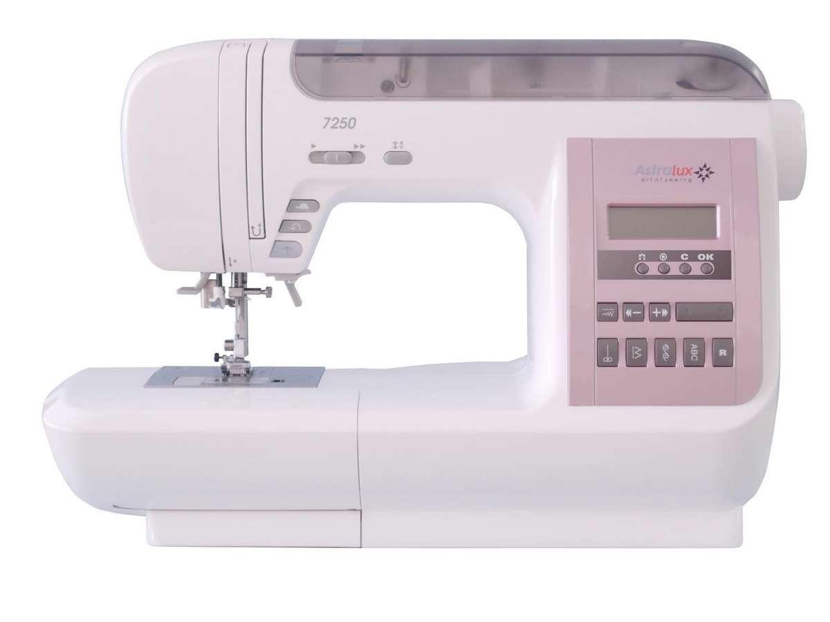 Astralux 7250 швейная машинка