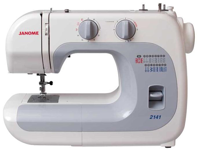 Janome 2141 швейная машина2141