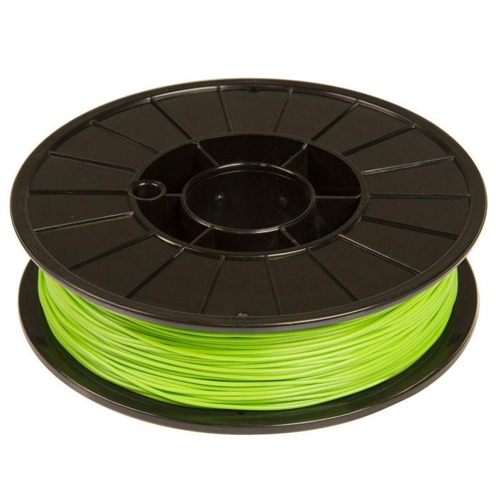 PP3DP PLA фирменный (Зеленый Рио) - PP3DPC-02-06PLA пластик премиум класса от компании PP3DP. Используется для 3D печати. Пластик PLA, или полилактид - биоразлагаемый материал. В отличие от ABS является более хрупким и недолговечным. Пластик PLA не имеет запаха и является экологически чистым продуктом. Температура плавления 180°C. PLA пластик можно использовать в пищевой промышленности и медицине.