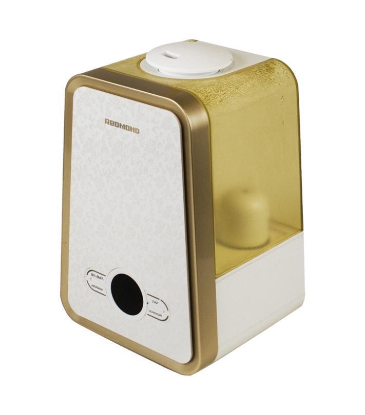 Redmond RHF-3305 увлажнитель воздухаRHF-3305Увлажнитель REDMOND RHF-3305 оснащен специальным фильтром-картриджем CRYSTAL CLEAR CERAMIC, который служит для деминерализации воды и смягчения ее жесткости, препятствует оседанию белого налета на мебели и прочих предметах интерьера. В зависимости от жесткости и прочих свойств используемой воды картридж может служить до одного года. Использование прибора без картриджа в целом не отражается на производительности устройства и параметрах увлажнения. Благодаря работе ионизатора осаждаются частицы пыли в воздухе, происходит уничтожение болезнетворных бактерий, аллергенов и микробов.