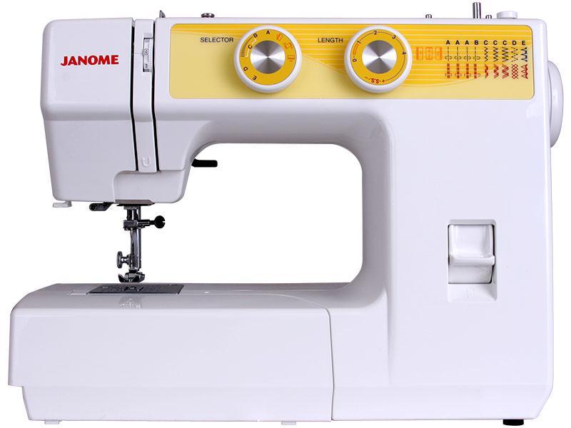 Janome JT1108 швейная машинаJT1108